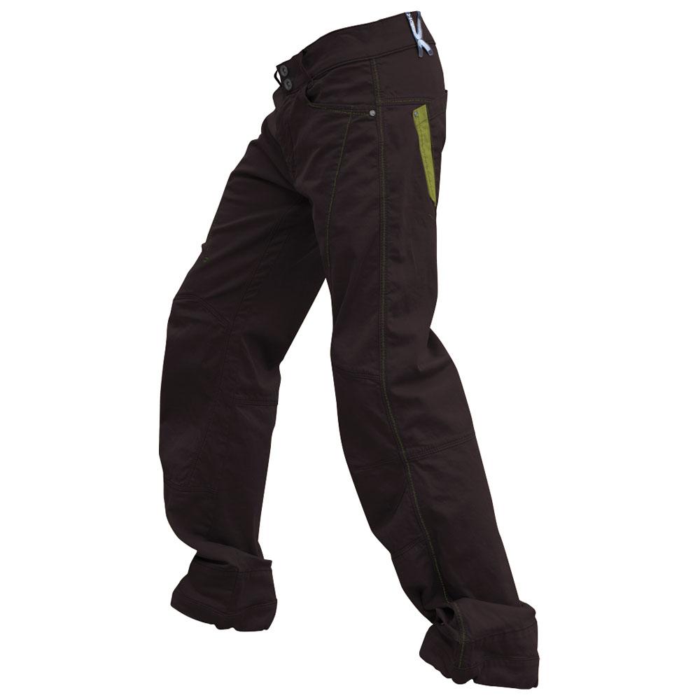 Mens Oldstone Evo Pants (Black Coffee)