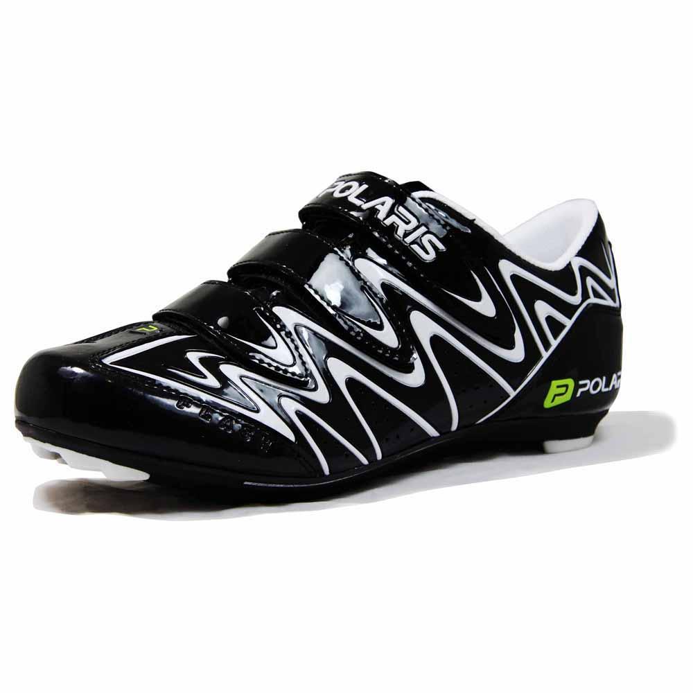Flash Road Shoes (Black/White)