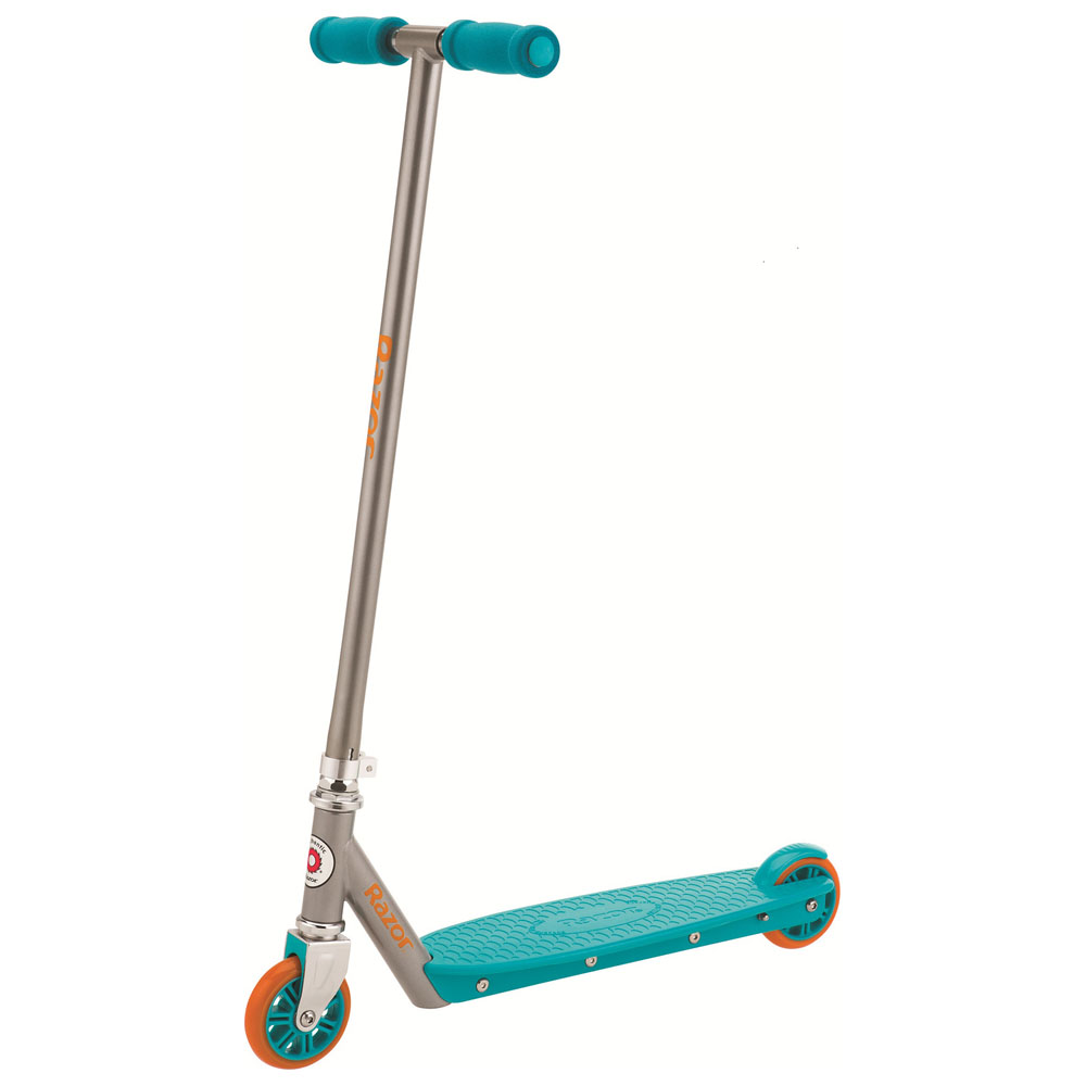 Berry Scooter (Teal/Orange)