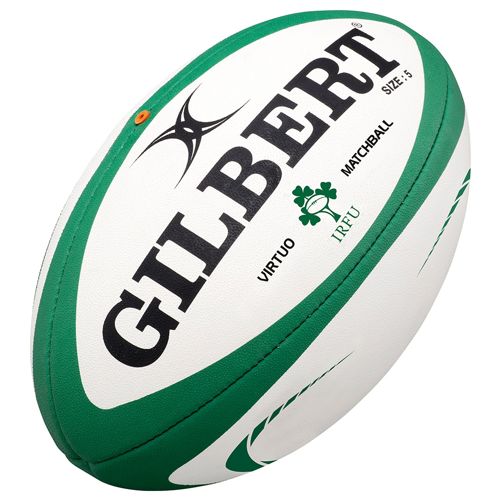Ireland Virtuo Rugby Ball