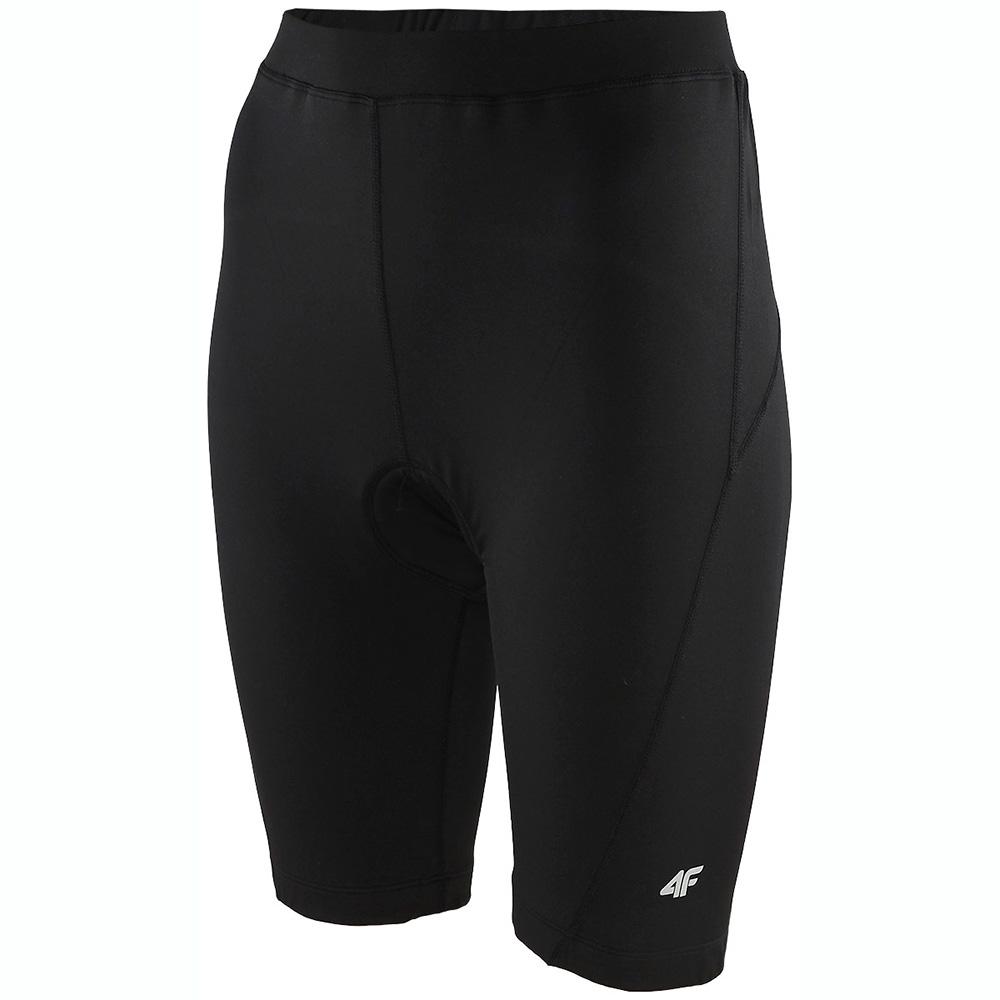 Womens Cycling Shorts (Black)
