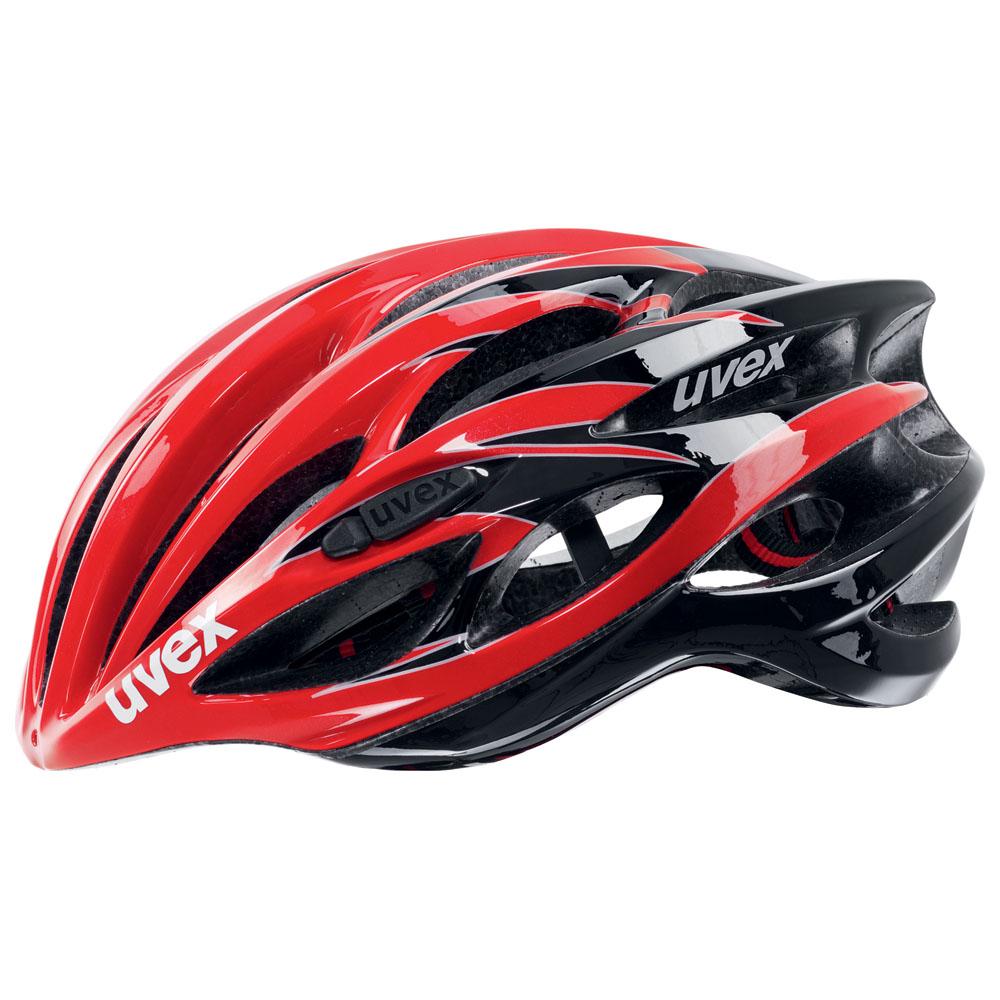 Race Helmet (Red/Black)