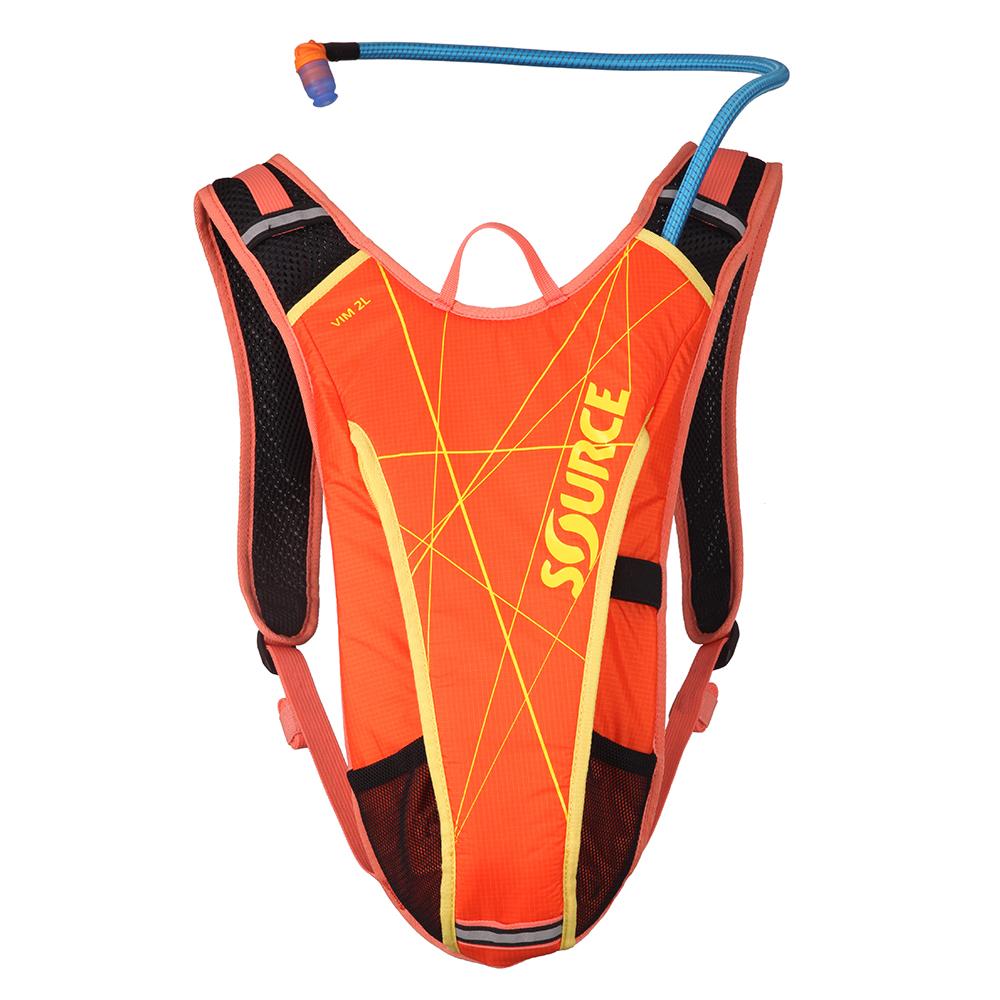 VIM 2L Pack (Orange/Yellow)