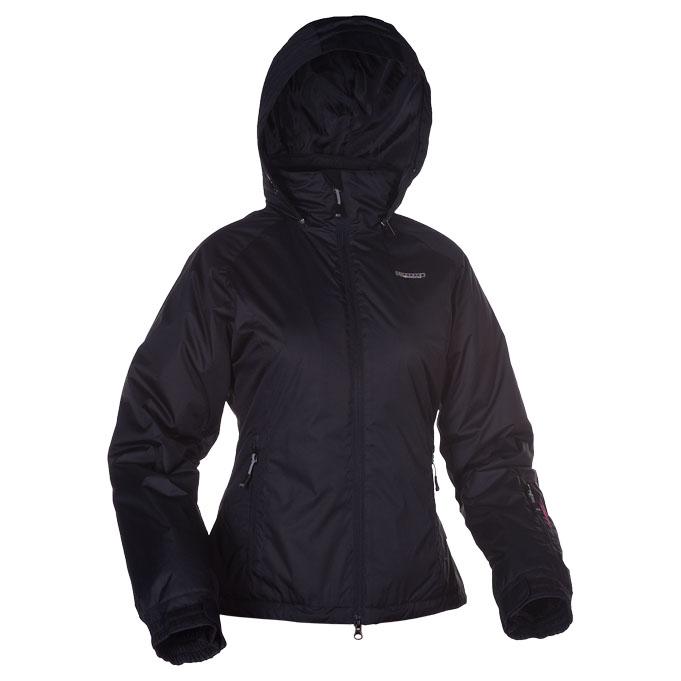 Womens Reva Ski Jacket (Black)
