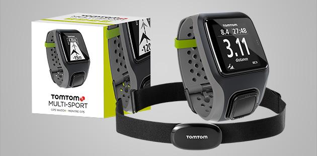 TomTom Multi-Sport & HRM