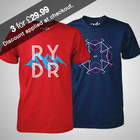 RYDR T-Shirts