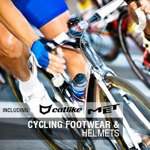 Cycling Footwear & Helmets