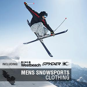 Mens Snowsports Clothing