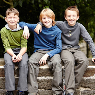 Craghoppers Kids Clothing