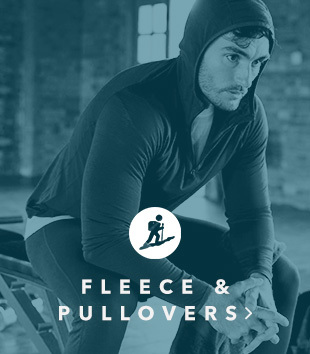 Fleece & Pullovers