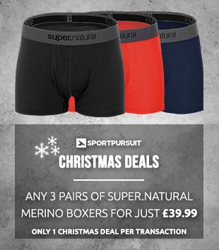 Christmas Deals - super.natural Boxers