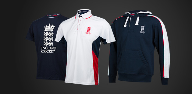 England Cricket Clothing