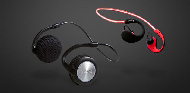 Groov-e Bluetooth Earphones