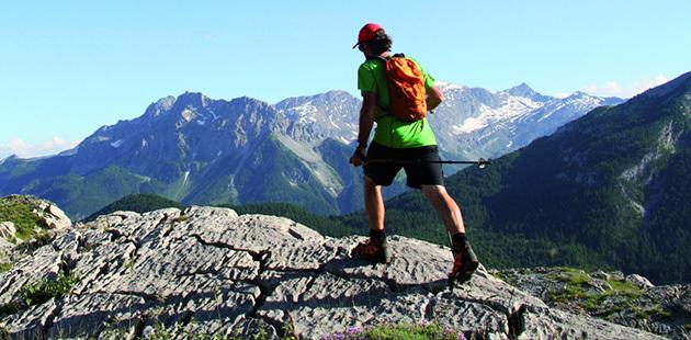 Guidetti Hiking Poles + More