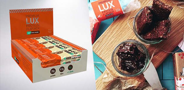 Lux Protein Bars