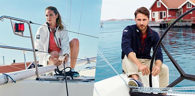 Premium Sailing Clothing