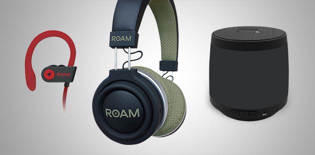 Roam Headphones