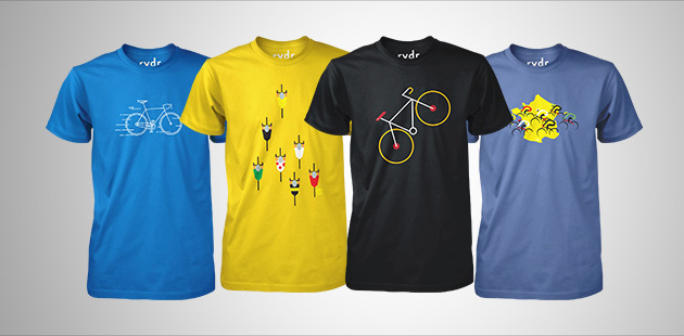 RYDR T-Shirts & Crews