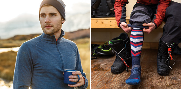 Smartwool Socks and Clothing