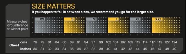 a0a789e767d3f Skins Size Guide