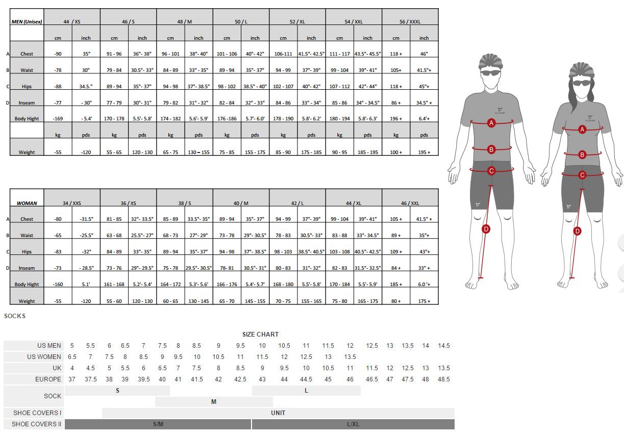 Poc Bike Helmet Size Chart Tripodmarket Com