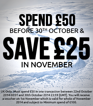 October Spend-Save