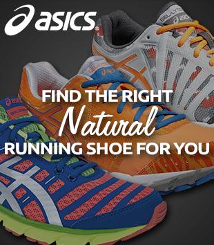 ASICS Natural Running