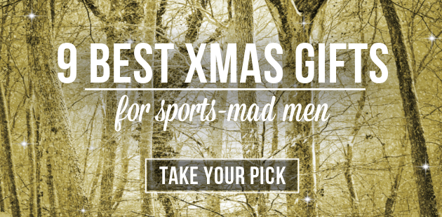 sporty gifts for men