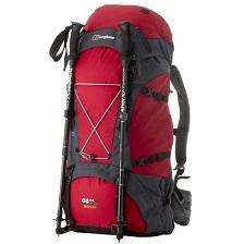 fe15038de161c Berghaus Verden 65+10 Red Backpack