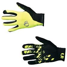 Pearl Izumi Black Yellow Gloves