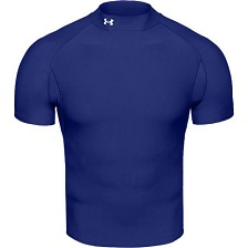 Under Armour Blue Short Sleeve