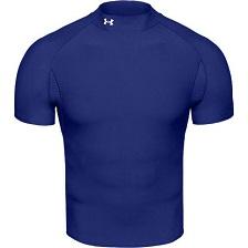 Under Armour Blue Short Sleeve