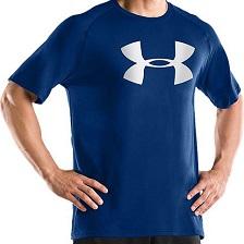 Under Armour Blue T-Shirt