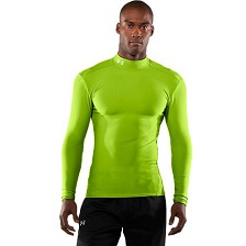 Under Armour Green Long Sleeve