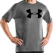 Under Armour Grey T-Shirt