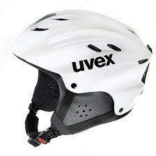 Uvex X-Ride Classic White Helmet