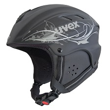 Uvex X-Ride Lady Black Helmet