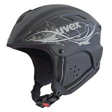 Uvex X-Ride Lady Black Helmet