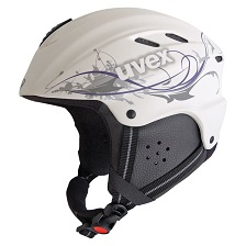 Uvex X-Ride Lady White Helmet